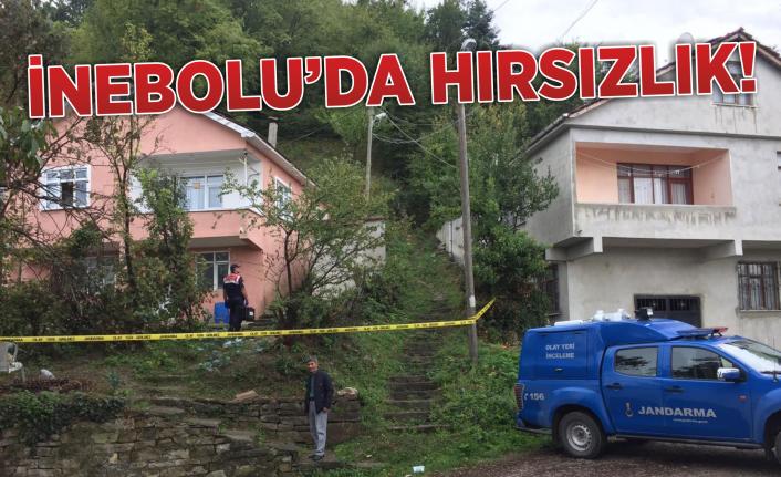 Köylerdeki boş evlere giren hırsız yakalanarak tutuklandı