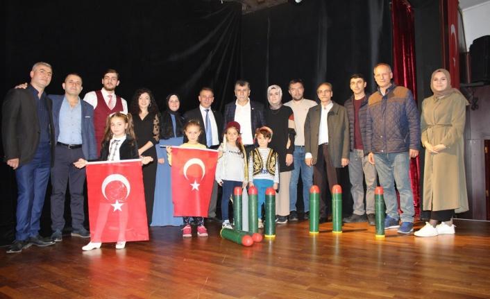 Milli Mücadelenin 100'üncü yılı ve İnebolu İstanbul'da anlatıldı