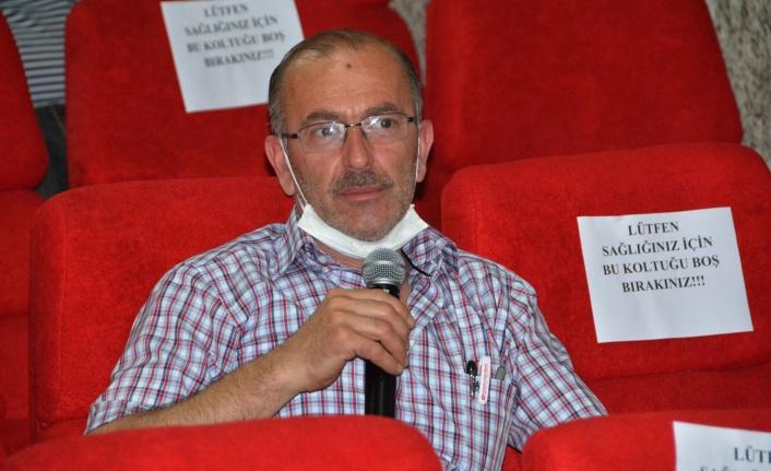 Çakır 'Muayene İstasyonu Kurt Köyü'ne Yapılmalı'