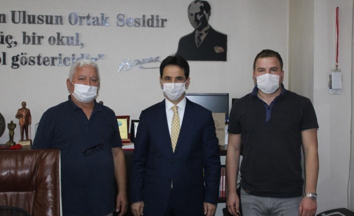 Kaymakam Demir: 'Salgın ile mücadelemiz sahada tam gaz sürüyor'