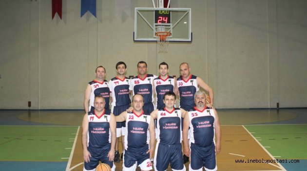 Basketboll Çeyrek Final Maçına Davet