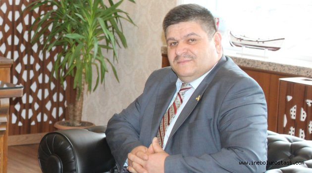 CHP İlçe Başkanı Hasan Çelebioğlu birliktelik çağrısı yaptı