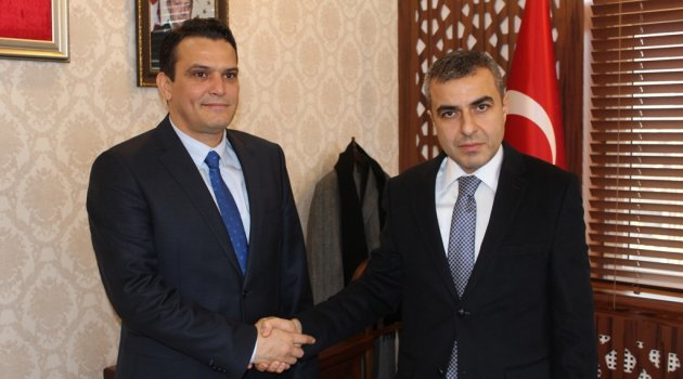 Erdin Aydemir, Emniyet Genel Müdürlüğü'ne Atandı