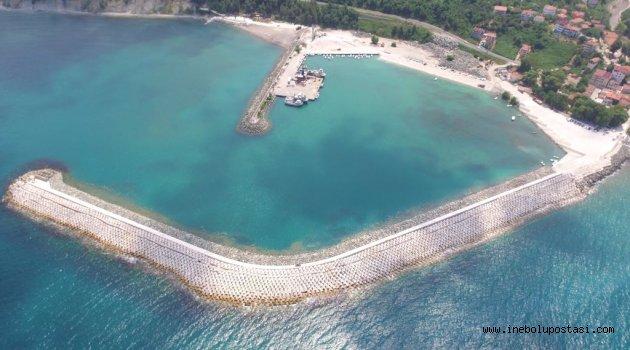 Evrenye Balıkçı Barınağı onarımı tamamlandı