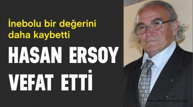 HASAN ERSOY'U KAYBETTİK...
