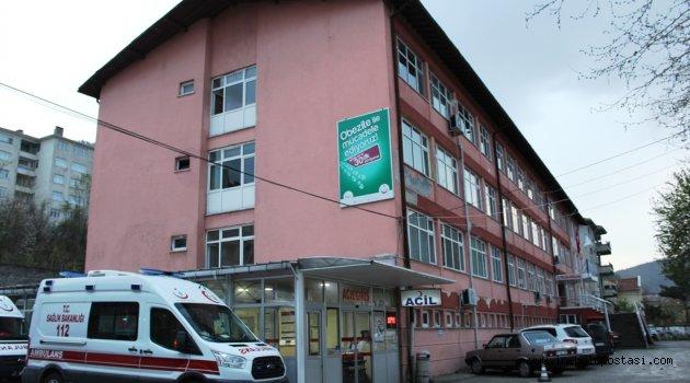 İnebolu Devlet Hastanesi 2018 yılında rekora gitti