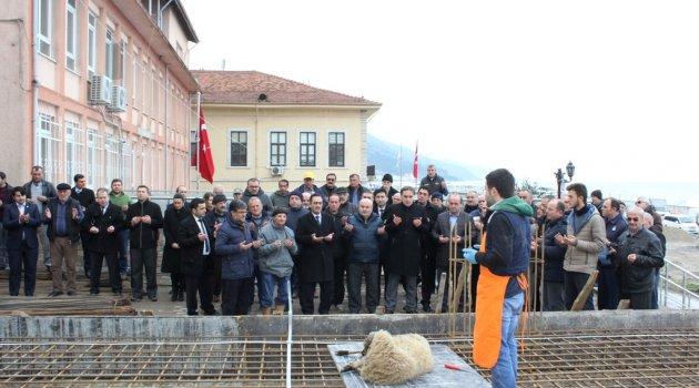 İnebolu TSO Yeni Hizmet Binası Temel Atma Töreni Yapıldı