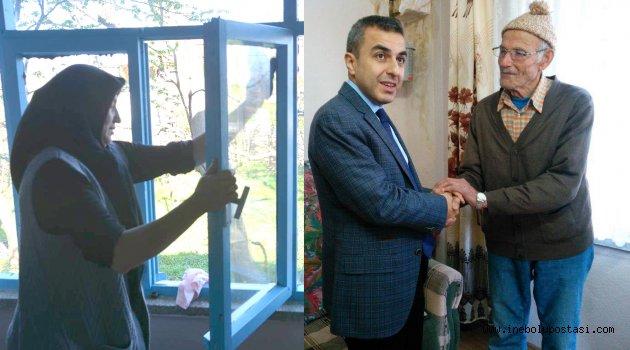 İnebolu'da Yaşlılara Evde Bakım Hizmeti başladı
