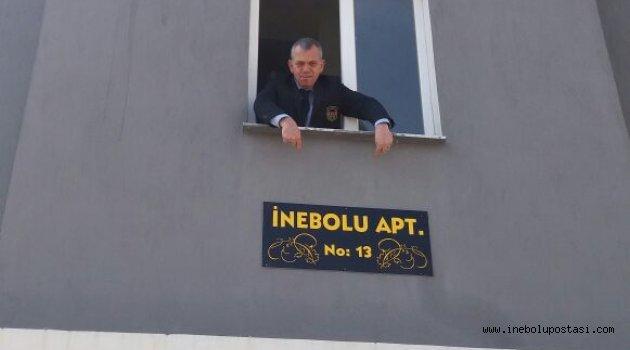 Adana'da İnebolu Apartmanı