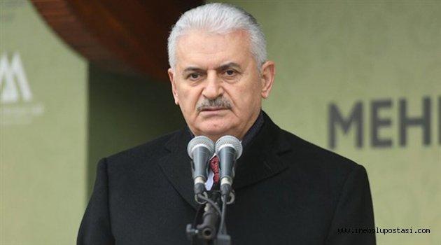 Başbakan Yıldırım, Kastamonu'ya geliyor
