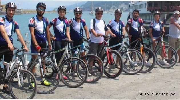 İnebolu Bisiklet'in Formaları Reis Gıda'dan