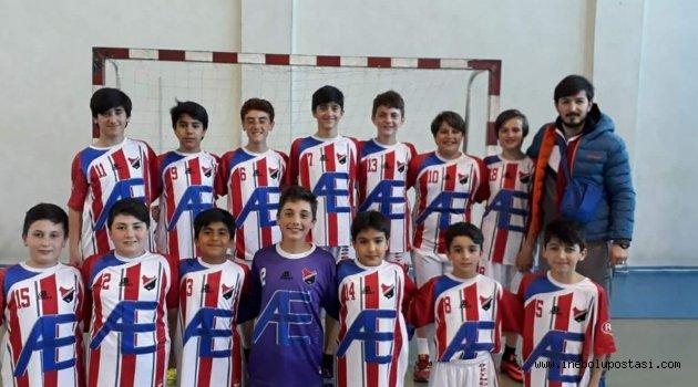 İneboluspor Türkiye Şampiyonası'nda ilk 8'de!