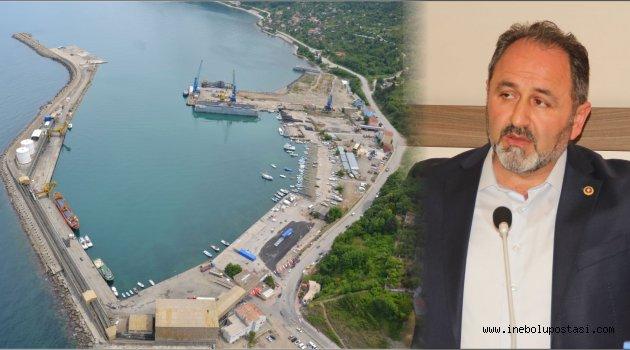 Milletvekili Demir 'Limana Ruslardan Talep Var'