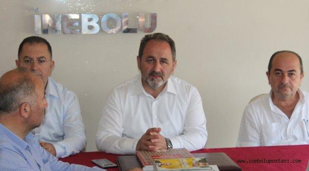 Murat Demir 'Daha yapacak çok işimiz var'