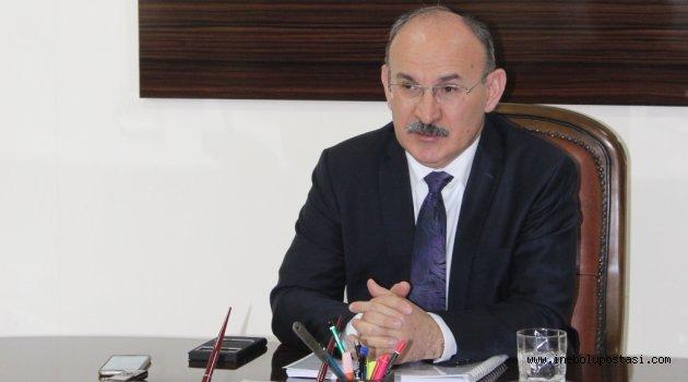 Vali Karadeniz: 'İnebolu yolu olmazsa olmazımız'