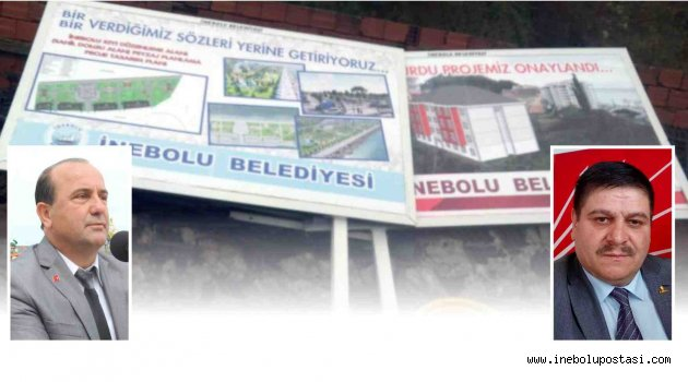 SİYASETTE 'BİLLBOARD' POLEMİĞİ