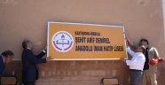 Afrin Şehidimizin Adı, Mezun Olduğu Okula verildi