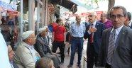 İYİ Parti 2. Sıra adayı Sarıoğlu'ndan İnebolu turu