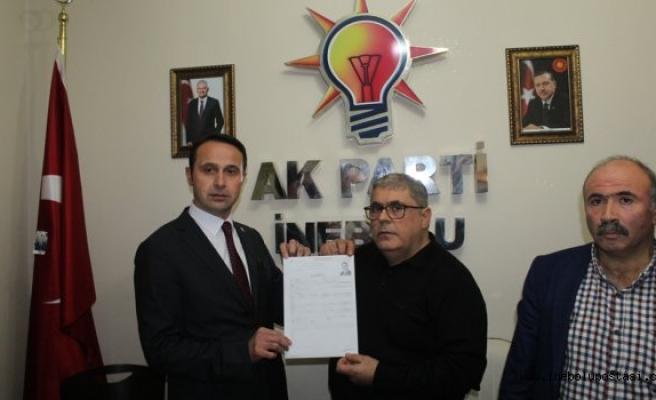 AK Parti'de ilk aday adayı İsa Karamehmetoğlu