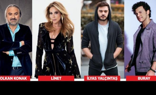 FESTİVAL PROGRAMI BELİRLENDİ