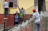 Birlikten Kuvvet Doğdu, Köy Okulu Onarıldı
