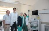 Hastanede Endoskopi ve kolonoskopi uygulamaları başlatıldı