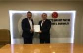 MHP ilçe başkanı Engin Uzuner oldu