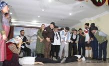 'Erkekler Köyü' tiyatro oyunu çok beğenildi