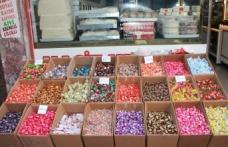 Bayramın vazgeçilmezi şeker ve lokumlar tezgahlarda