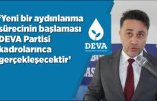 DEVA, ilk kongresini gerçekleştirdi