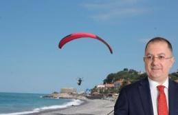 'Yamaç paraşütünün yeni adresi İnebolu olacak'