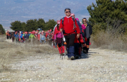 İstiklal Yolu Yürüyüşü 6-9 Haziran'da