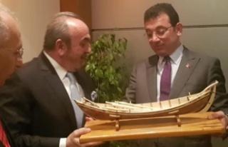 Ahmet Erkurtoğlu'ndan İmamoğlu'na İnebolu...