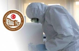 Kastamonu Valiliği'nden Corona Virüsü açıklaması