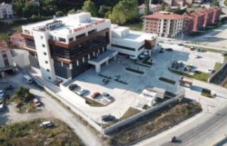 Devlet Hastanesine 14 yeni personel