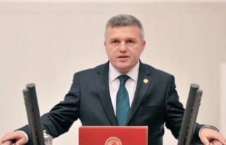 Milletvekili Metin Çelik'ten mecliste 9 Haziran...