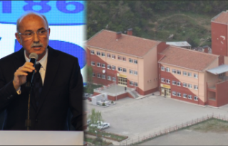 Mecit Çetinkaya'nın okul sözü hayata geçiyor