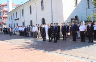 Atatürk'ün İnebolu'ya gelişi sade törenle...
