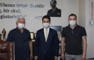 Kaymakam Demir: 'Salgın ile mücadelemiz sahada...