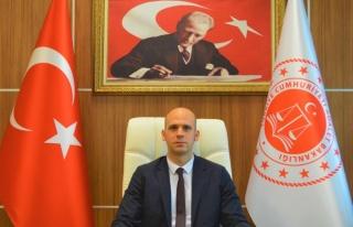 Başsavcı Alperen Ertürk görevine başladı