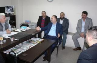 AK Parti İlçe Başkanı Özay: 'Kucaklayıcı...