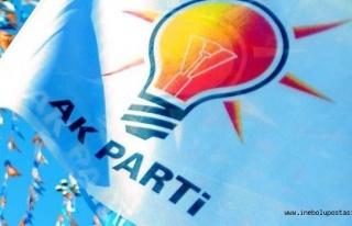 AK Parti Kastamonu Milletvekili Adayları açıklandı