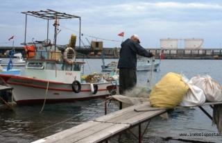 Balıkçıların umudu gelecek sezona kaldı