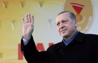 Cumhurbaşkanı Erdoğan Yarın Kastamonu'da