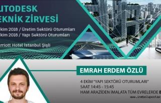 HEMŞERİMİZ EMRAH ERDEM ÖZLÜ AUTODESK TEKNİK...