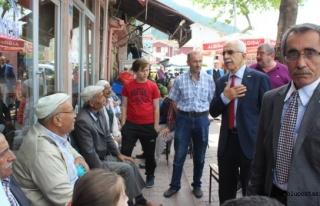 İYİ Parti 2. Sıra adayı Sarıoğlu'ndan İnebolu...