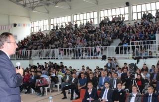 Mehmet Reis'ten gençlere hayat dersi