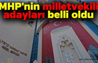 MHP Kastamonu Milletvekili Adayları Belli Oldu