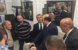 MHP Milletvekili Adaylarından İnebolu Çıkartması