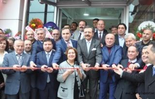 TOBB Başkanı Hisarcıklıoğlu'ndan İnebolu'ya...